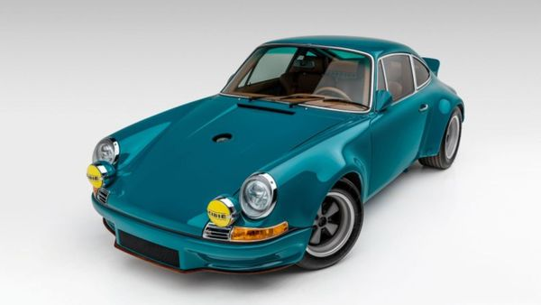 1975 Porsche 911 Twin Turbo RSR Is A Beautiful Masterpiece