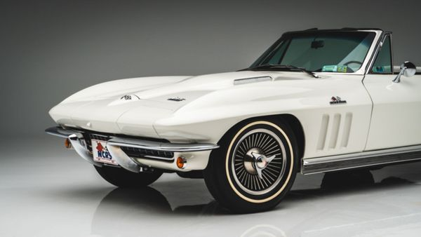 Have A Shot At A Restored 1966 Corvette 427 For Less Than You Think
