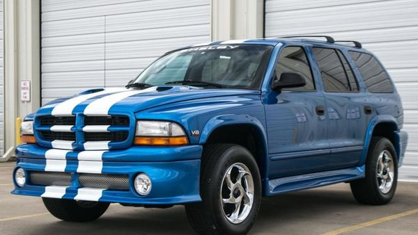 Dodge Durango Shelby SP-360 Selling For Reasonable Price