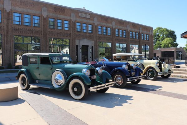 8 Historically Significant Duesenbergs Assembled For Museum Exhibit