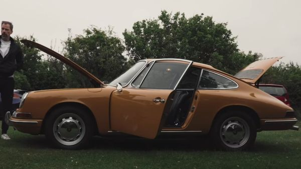 Porsche 912 Has A Cool Family Story