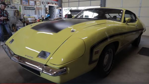 Check Out This Ultra-Rare Ford Torino King Cobra