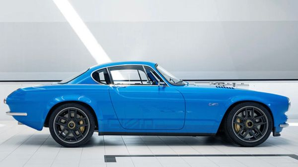 Volvo P1800 Restomod Ticks Off All The Right Boxes