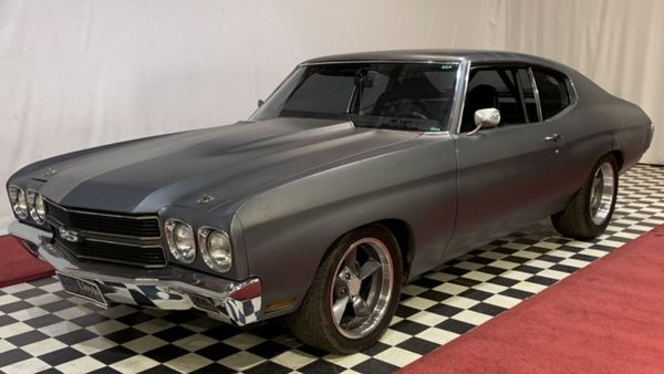 1970 Chevelle From Fast & Furious Being Auctioned Now