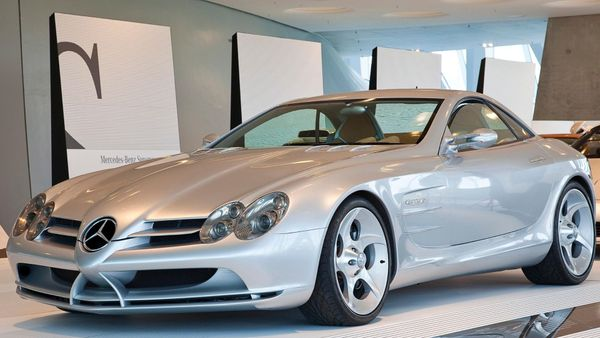 Singer Pharrell Williams Has An Expensive Car Collection