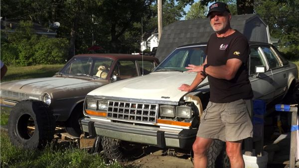 Tom Cotter Uncovers A Treasure Trove Of Old Muscle Cars For Sale