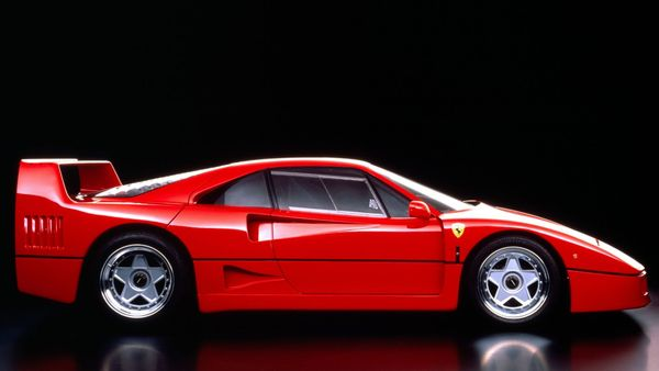 Modern Ferrari F40 Might Be In The Works