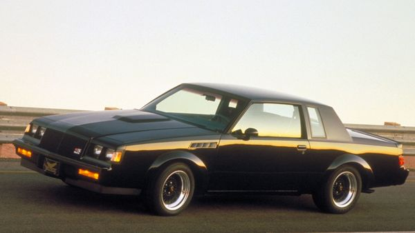 Watch This 1987 Buick GNX Retro Review