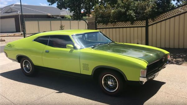 Son Restores His Parents' Beloved Muscle Car