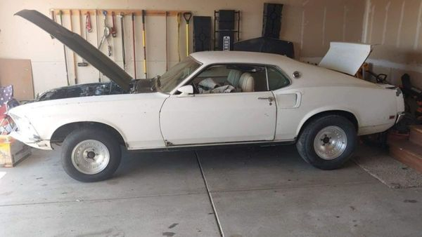 Facebook Find: 1969 Ford Mustang Boss 429 Prototype