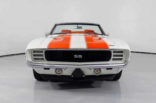 Win This 1969 Camaro Pace Car And Support A Charity With Double Tickets As A Motorious Reader