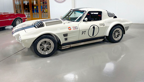 1965 Corvette McLaren-Powered Grand Sport Is A Tribute To '60s Racing