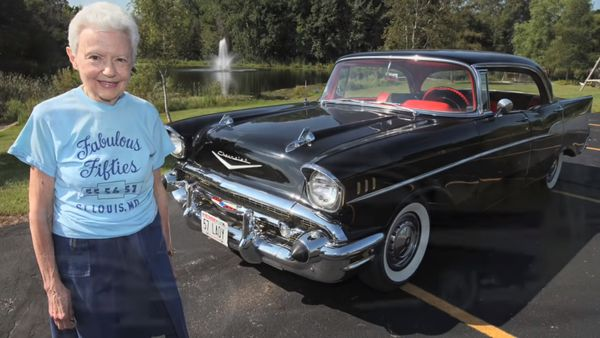 What's It Like Driving the Same Car For 60 Years?