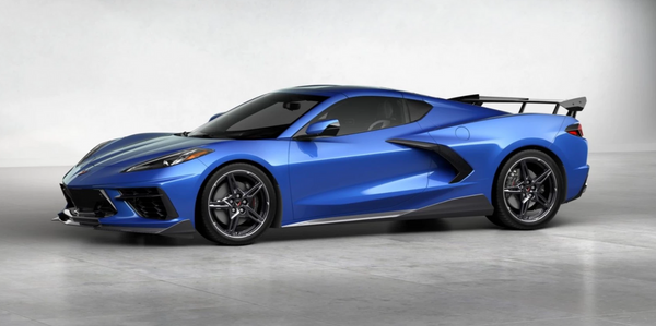 Here's Your Chance To Get Your Hands On A 2020 C8 Corvette Z51