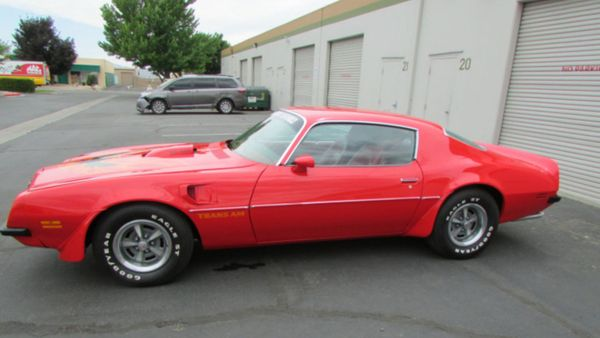 1974 Pontiac Trans Am SD-455 Is The Real Deal