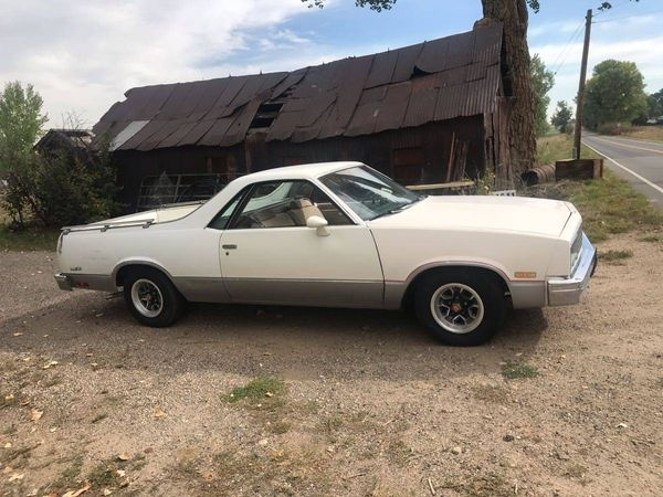 One-Owner Barn Find: 1984 Chevrolet El Camino