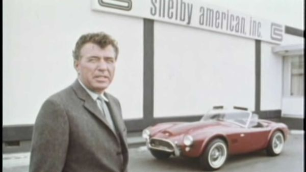 Ford Made A Carroll Shelby Racing Video