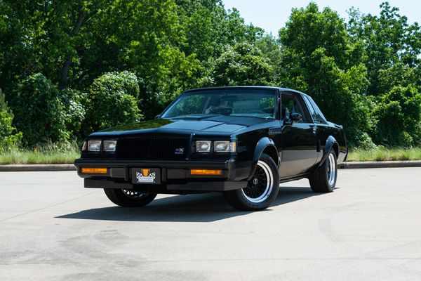 Turbo Lover: 460 Mile 1987 Buick GNX