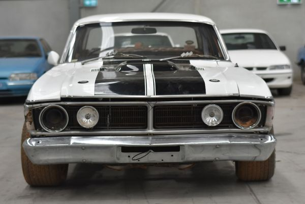 Aussie Barn Find: 1971 Ford Falcon GTHO Phase III