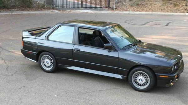 1988 BMW M3 Is A Dream E30