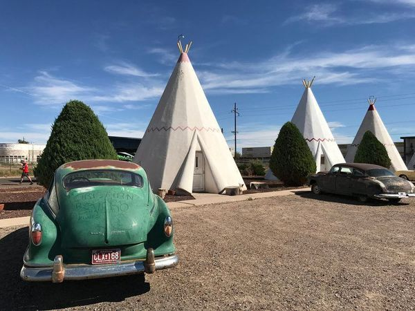 Iconic '30s-Era Wigwam Village Motor Lodge For Sale In Kentucky