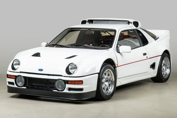 Group B Hero: 1986 Ford RS200 Evolution