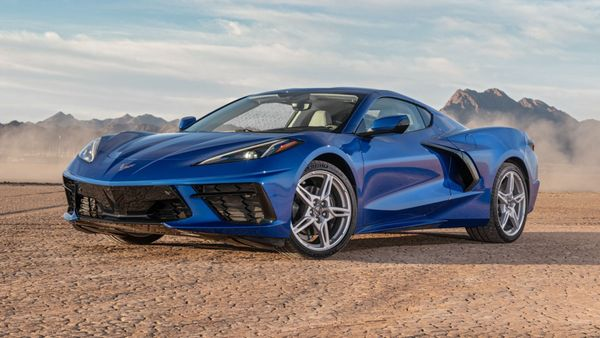 Enter To Win A 2021 C8 Corvette Stingray Z51