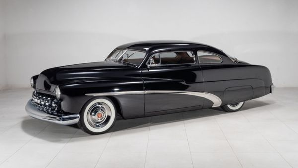 1951 Mercury Custom Coupe Could Make You A Star