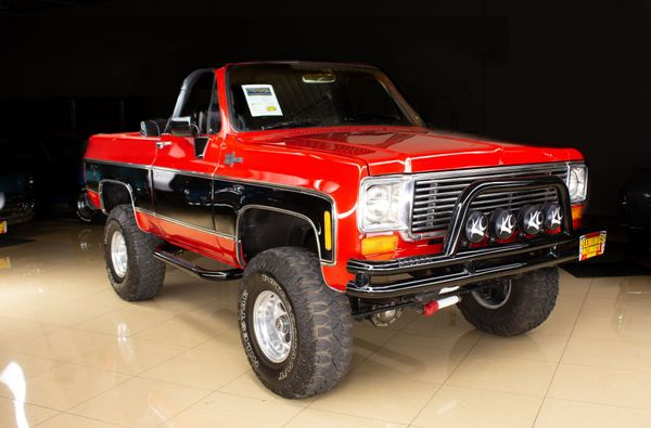 1973 Blazer Represents A Very Hot Niche Of Collectibles