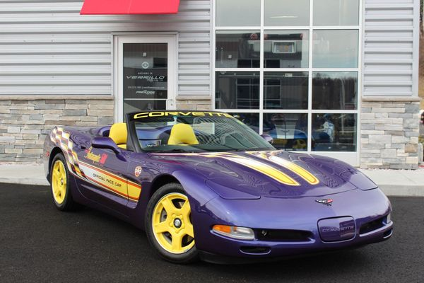 Coolest Pace Cars For Sale On Motorious