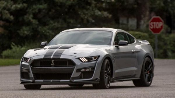 2020 Shelby GT500 Up For Grabs