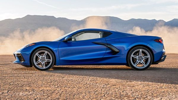 Win This 2021 Chevy Corvette Z51