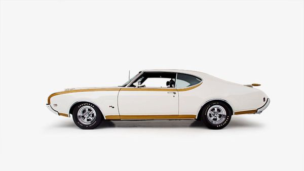 This Is The First 1969 Hurst/Olds 442