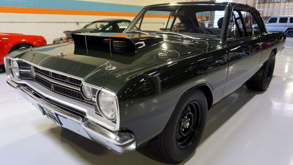 1968 Dodge Dart Packs A 788-HP Punch