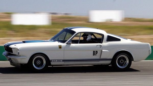1965 Shelby GT350 Is An Absolute Automotive Icon