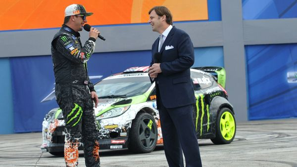 Investors Aren't Hot On Ford CEO's Racing Hobby