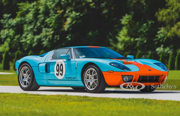 Own Gretzky's 2006 Ford GT