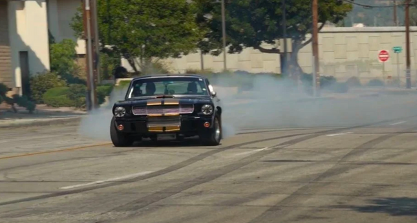 Race Car Driver Tomy Drissi Goes Hard On His GT350H