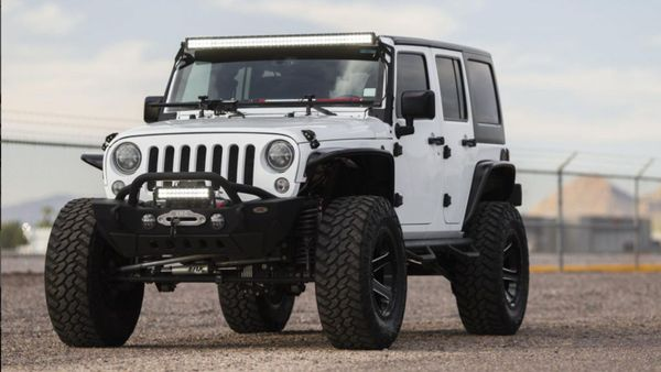2017 Jeep Wrangler Packs A Hemi And More