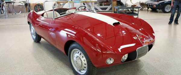 A Little of Everything: 1954 Arnolt-Bristol Bolide