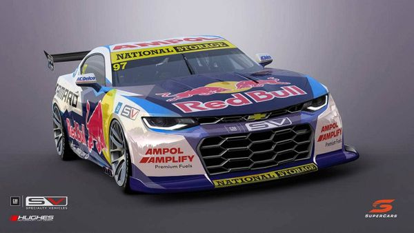 Camaro Replaces Holden Commodore in Australian Supercars Championship