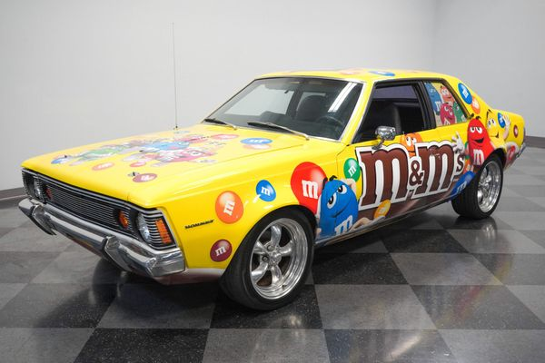 Just Like Candy: 1972 AMC Hornet