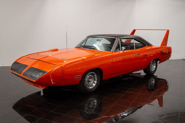 Six Pack Superbird: One of 716