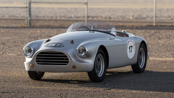 Classic European Toy: 1952 Tojeiro Barchetta Sports Racer
