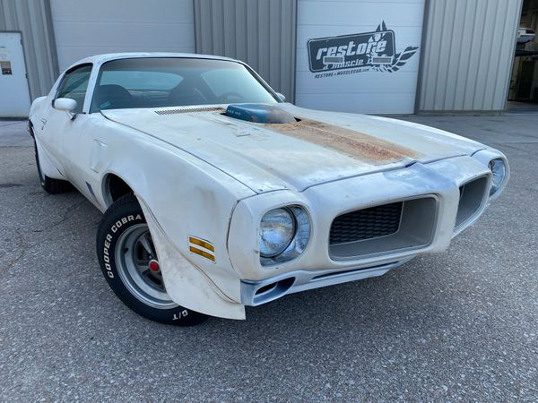 Rock or Restore: 1972 Pontiac Trans Am