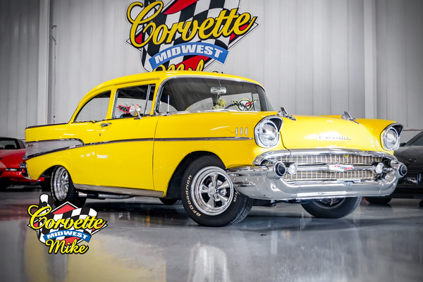 1957 Chevy 210 Is A Modified Nostalgia Car