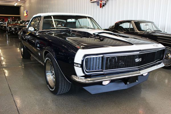 Is This 1967 The Perfect Camaro?