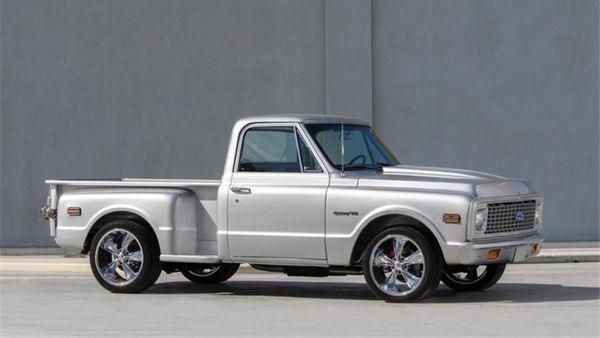 1971 Chevrolet C10 Custom Provides Performance And More