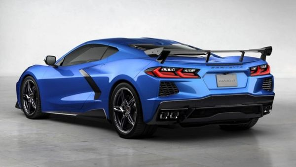 Impress Your Friends And Win A 2021 Chevy Corvette Z51