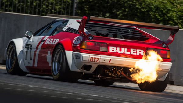 Remembering The BMW M1